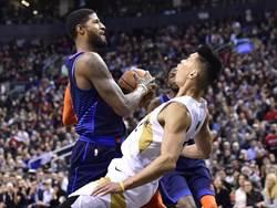 NBA》林書豪5分3籃板 暴龍慘遭雷霆逆襲