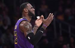 NBA》詹姆斯向球迷保證下賽季肯定進季後賽