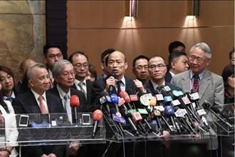 陸委會促說明跟中聯辦談什麼? 韓國瑜再嗆:無聊