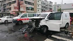 救護車載孕婦待產卻撞殘了 6人7命送醫急救