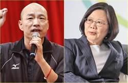 韓國瑜簽26.7億訂單 反觀蔡政府...網諷8字