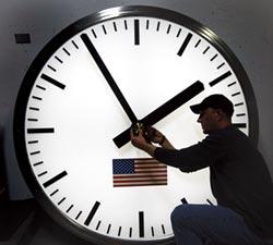 7州取消日光節約時間
