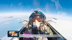 空中加油 殲-15艦載機再升級
