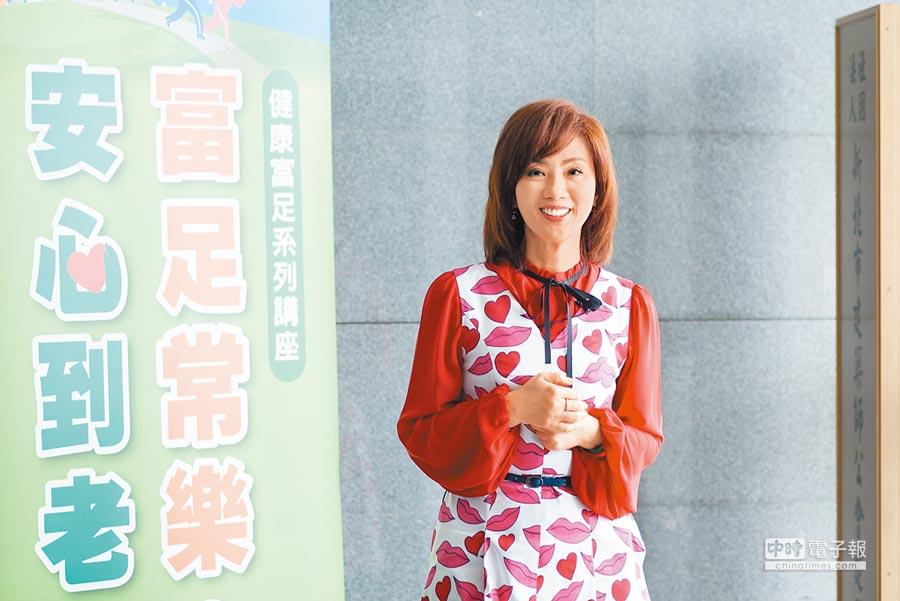 吳明珠醫師分享如何靠吃吃喝喝養好肺。