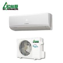 松林夏變頻系列 獲能源效率1級認證