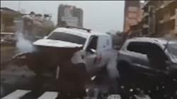 嘉義救護車急載孕婦生產 路口相撞釀五輕傷