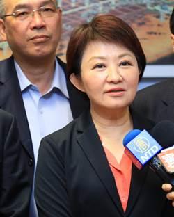 盧秀燕:中央如不鼓勵兩岸交流 就以法律禁止