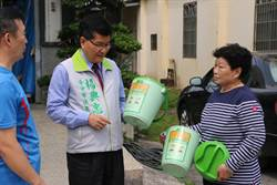 「綠圓寶」要冰凍近半年 台中生廚餘回收7月才上路
