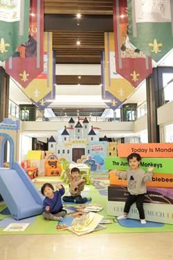 酒店變書店!麗晶精品攜手敦煌書局打造「閱讀城堡」