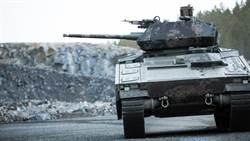 瑞典軍演出意外 士兵被戰鬥車撞死
