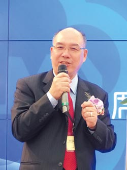 許文憲蟬聯CMD理事長