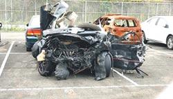 國道1號8車追撞 1死2傷