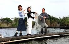 阿諾撒網捕魚 害怕滅頂零收穫