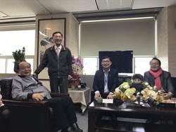 副市長新上任 促成柯P、胡志強會面