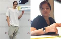 坦承離婚後借精生子 黃雅珉18歲混血帥兒出道