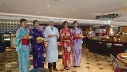 英迪格酒店舉辦東洋美食祭活動