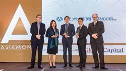 元大證券 連12年獲頒台灣最佳證券經紀商