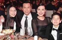 待遇不如韓星 甄子丹妻嗆:中國人不是東亞病夫