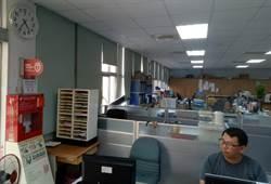 彰化縣田中公所5月1日起 下午4點30分下班