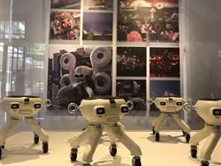 Akibo機器人家族展聲光科技酷炫十足