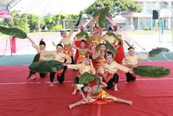 新住民學習中心課程 成功提高孩童自信心