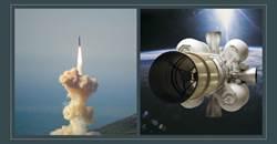 美國國土飛彈防禦完成齊射測試 成功擊落洲際靶彈