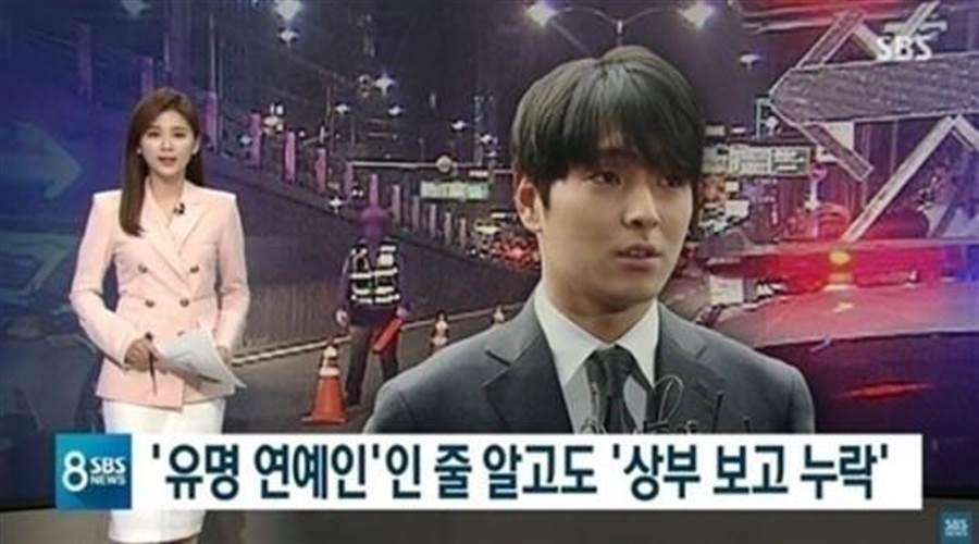 韓團偶像崔鍾訓的酒駕事件也再度被起底,當時警方已經認出他是藝人,但有人刻意壓下這起事件。(圖/翻攝自韓網)