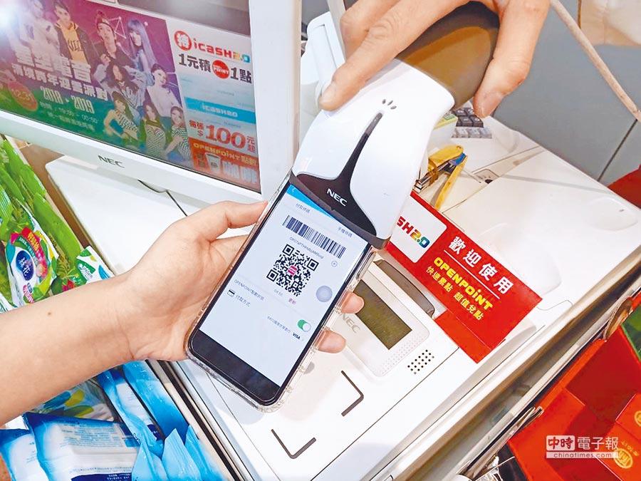 7-11的OPEN錢包除了支付一般消費、代收帳單外,也可直接以OPENPOINT折抵一般門市消費金額。(7-11提供)