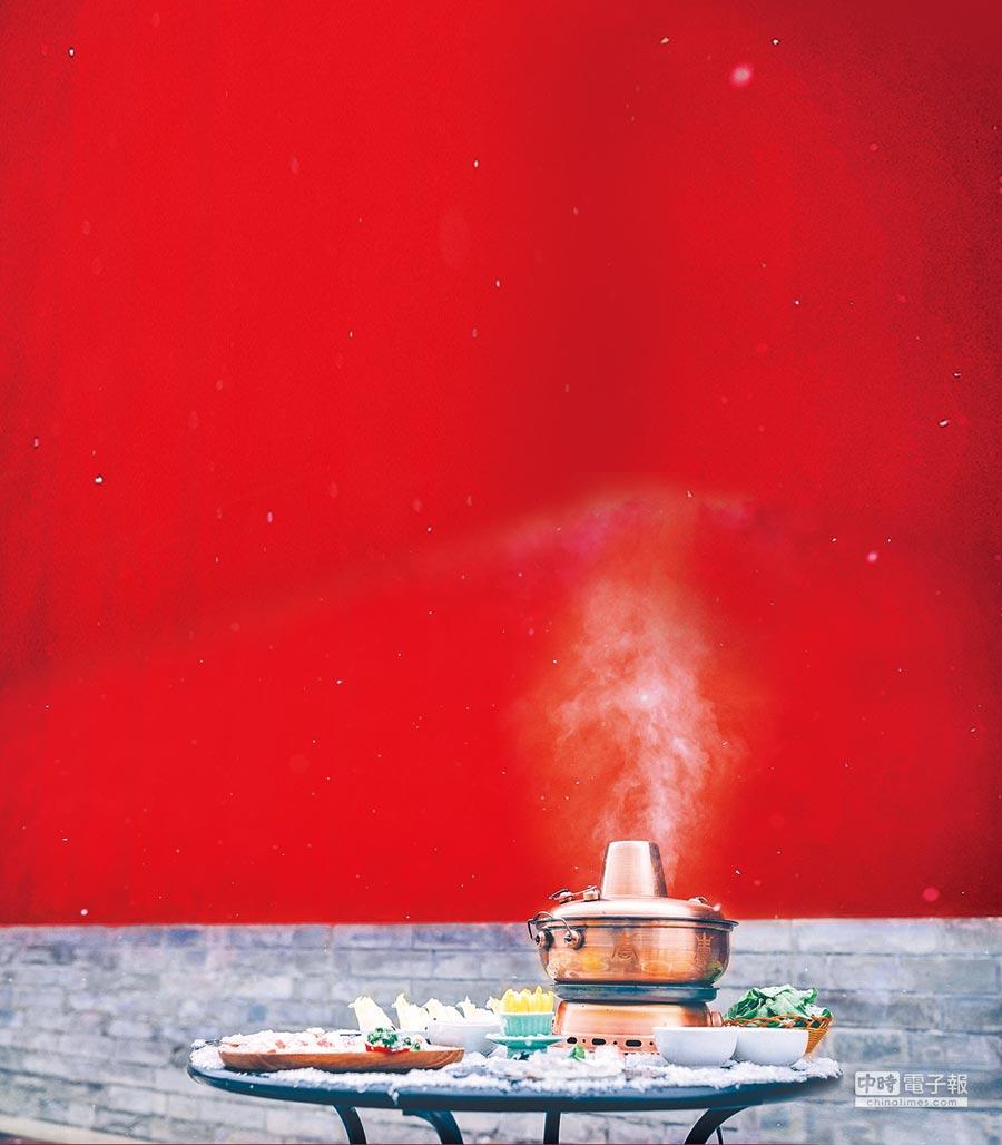 北京故宮火鍋已停止販賣。(取自微博@故宮角樓餐廳)