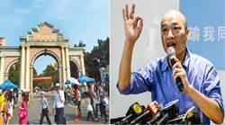 影》韓國瑜訪陸 將與大陸首家對台智庫座談!