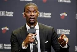 NBA》韋德稱讚波許 他是球隊的榮耀