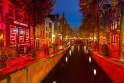 遊客愛亂看!阿姆斯特丹明年要禁紅燈區導覽