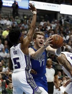 NBA》超級新人東契奇追平魔術師並列史上第一