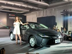 神車ALTIS入手價70萬元有找 目標年銷3萬2000台