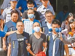 夜店糾眾打死警察  蕭叡鴻等57人判刑定讞