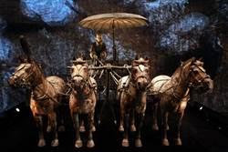 你一定不知道!秦始皇銅車馬上那把傘超逆天