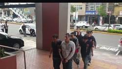廣收小弟強索店家保護費 警蒐情資捕6人