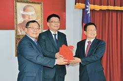 魏明谷 就任台水董事長