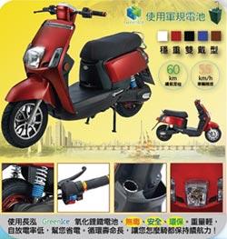 長泓推電動自行車 響應綠能政策