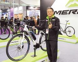 台灣自行車公會理事長 曾崧柱:今日挑戰成就明日商機