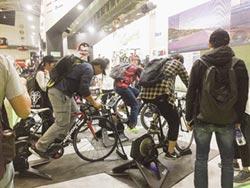 昇陽自行車 系列新品連發