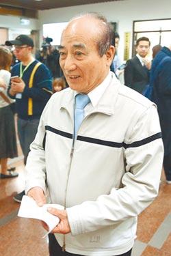 國民黨大選內訌 吳:尊重各種聲音