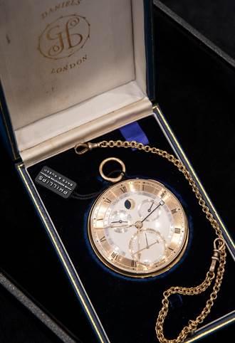 估價逾2億頂級名錶來台首展