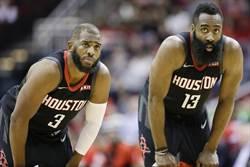 NBA》保羅:昨天輸球不該影響MVP票選