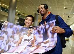 NBA》路易斯旋風抵台 國泰NBA 3x精采可期