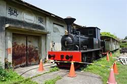 「騰雲號」復刻版蒸氣火車停駛 被遺棄東勢客家文化園區