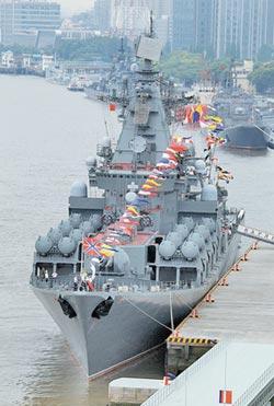 中俄海上聯合軍演 最快4月底登場