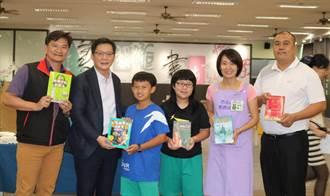 立委推動親子閱讀  八年來募集1萬8千多本