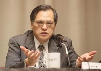 陳明通:韓國瑜出國報告要寫一寫