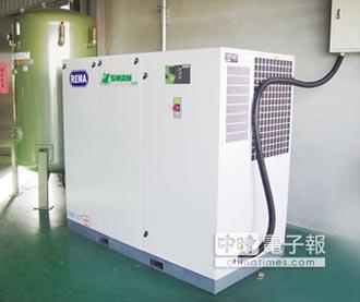 瑞明陳RTMV空壓機 劃時代產品